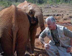 Elephant Orphanage Kenya 2006